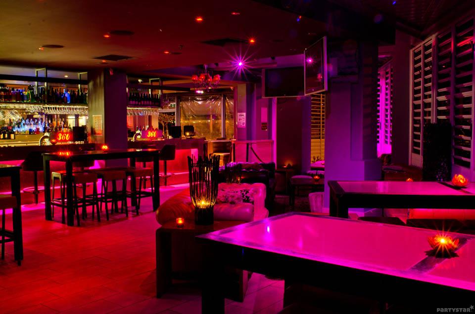 Three Sixty Lounge