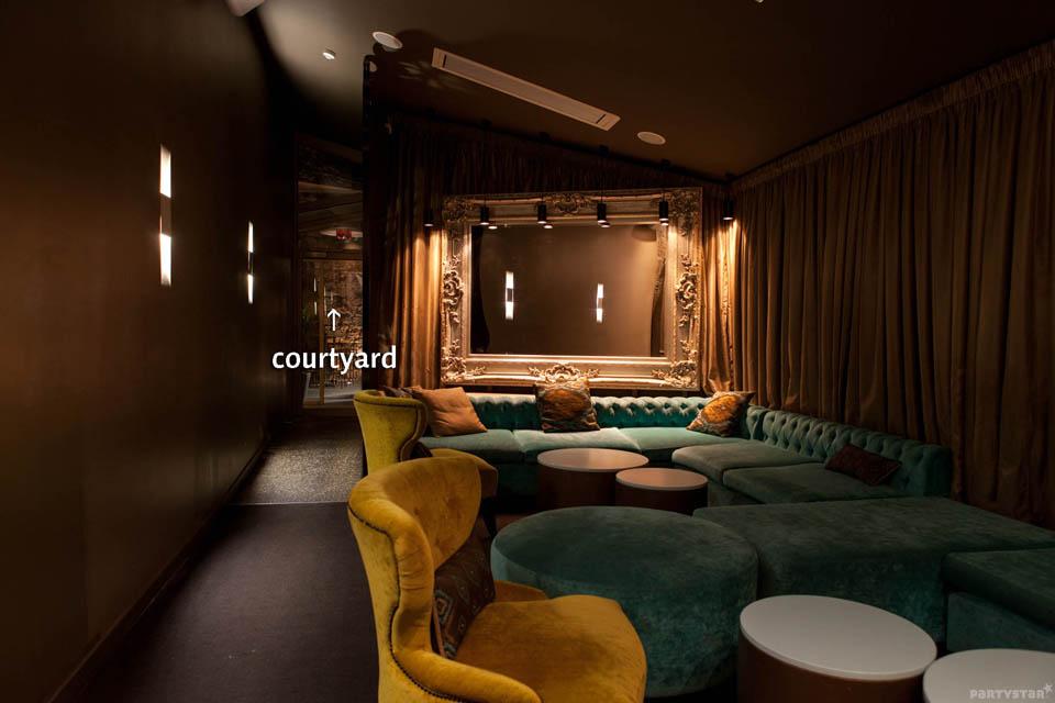 The Lounges next door