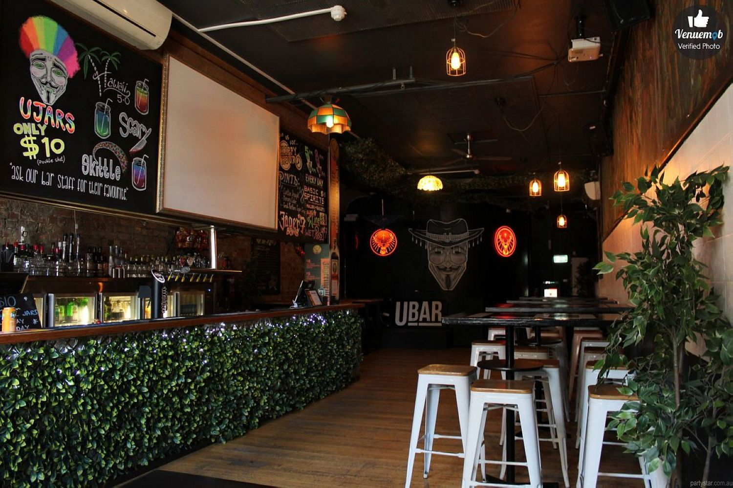 UBar, Melbourne, VIC. Function Room hire photo #1
