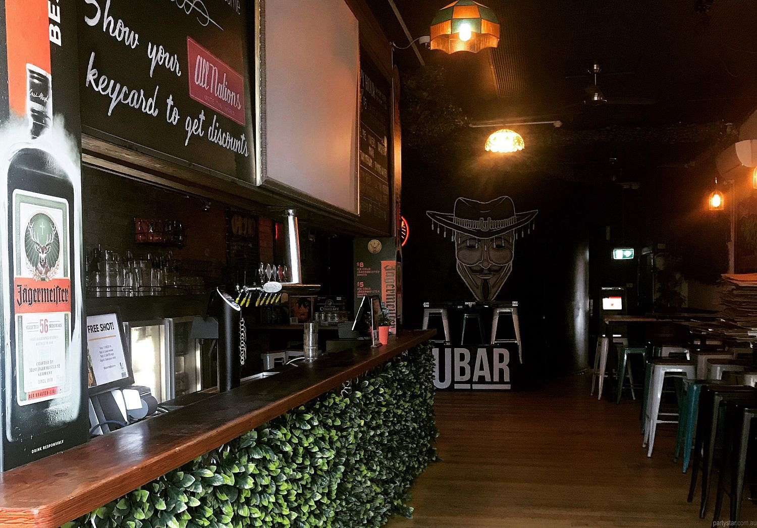 UBar, Melbourne, VIC. Function Room hire photo #2