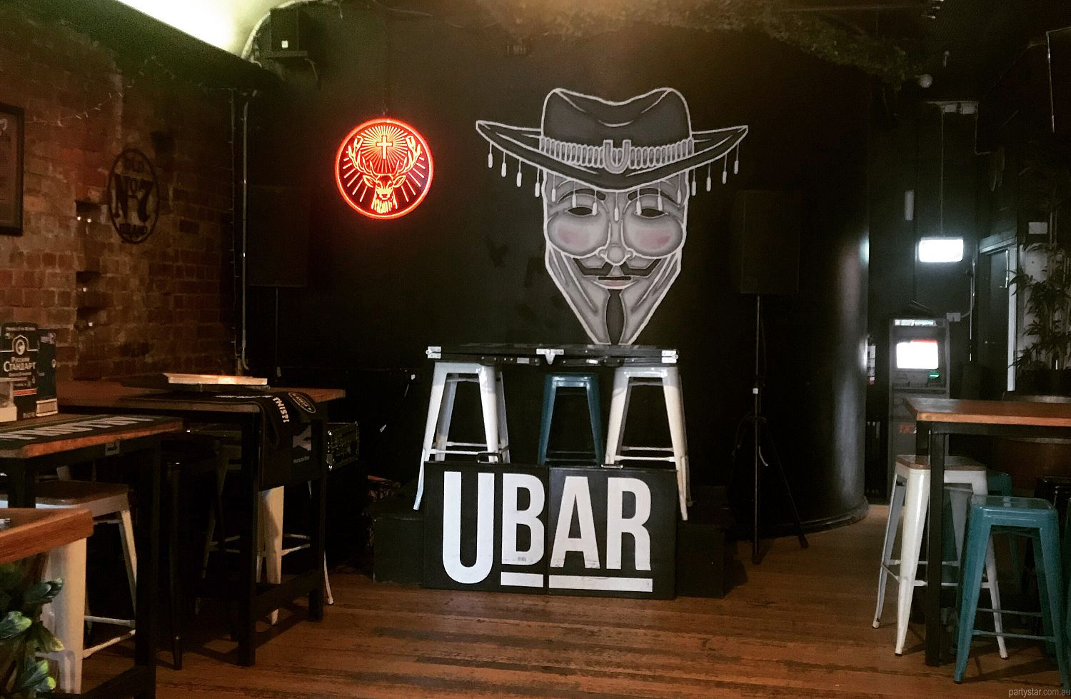 UBar, Melbourne, VIC. Function Room hire photo #3