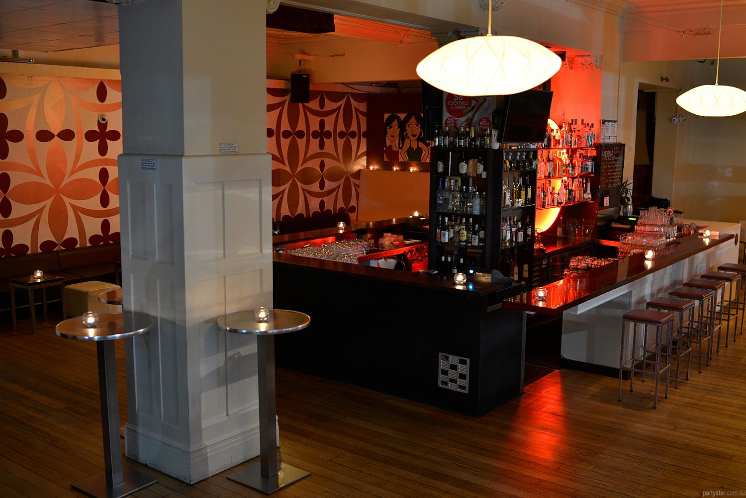 White Bar, St Kilda, VIC. Function Room hire photo #2