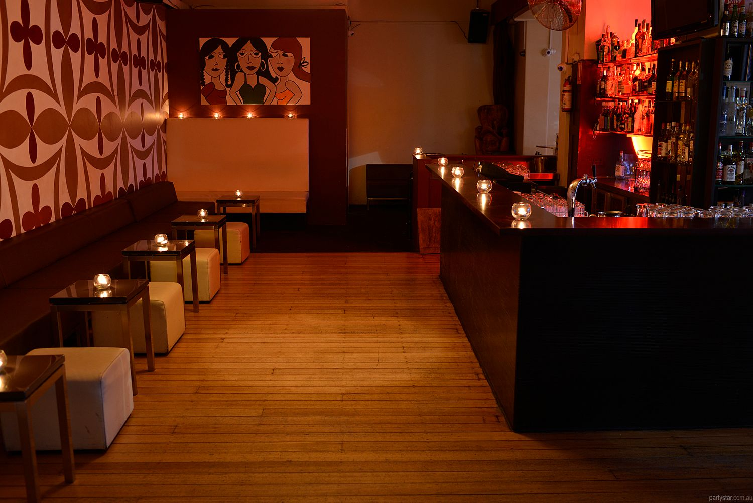 White Bar, St Kilda, VIC. Function Room hire photo #3