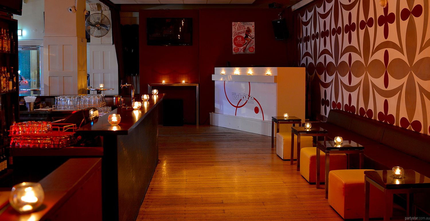 White Bar, St Kilda, VIC. Function Room hire photo #4