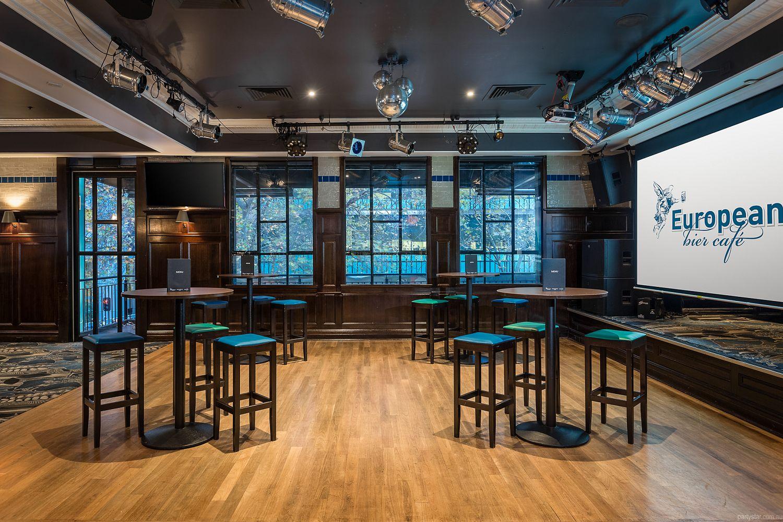 European Bier Cafe, Melbourne, VIC. Function Room hire photo #2
