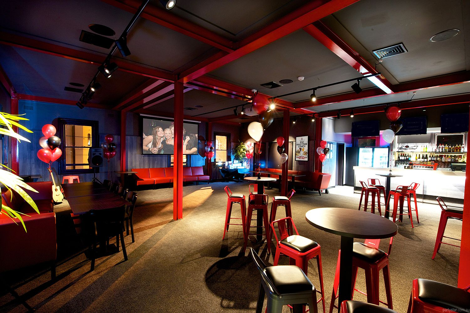 The Sporting Globe, Richmond, VIC. Function Room hire photo #2