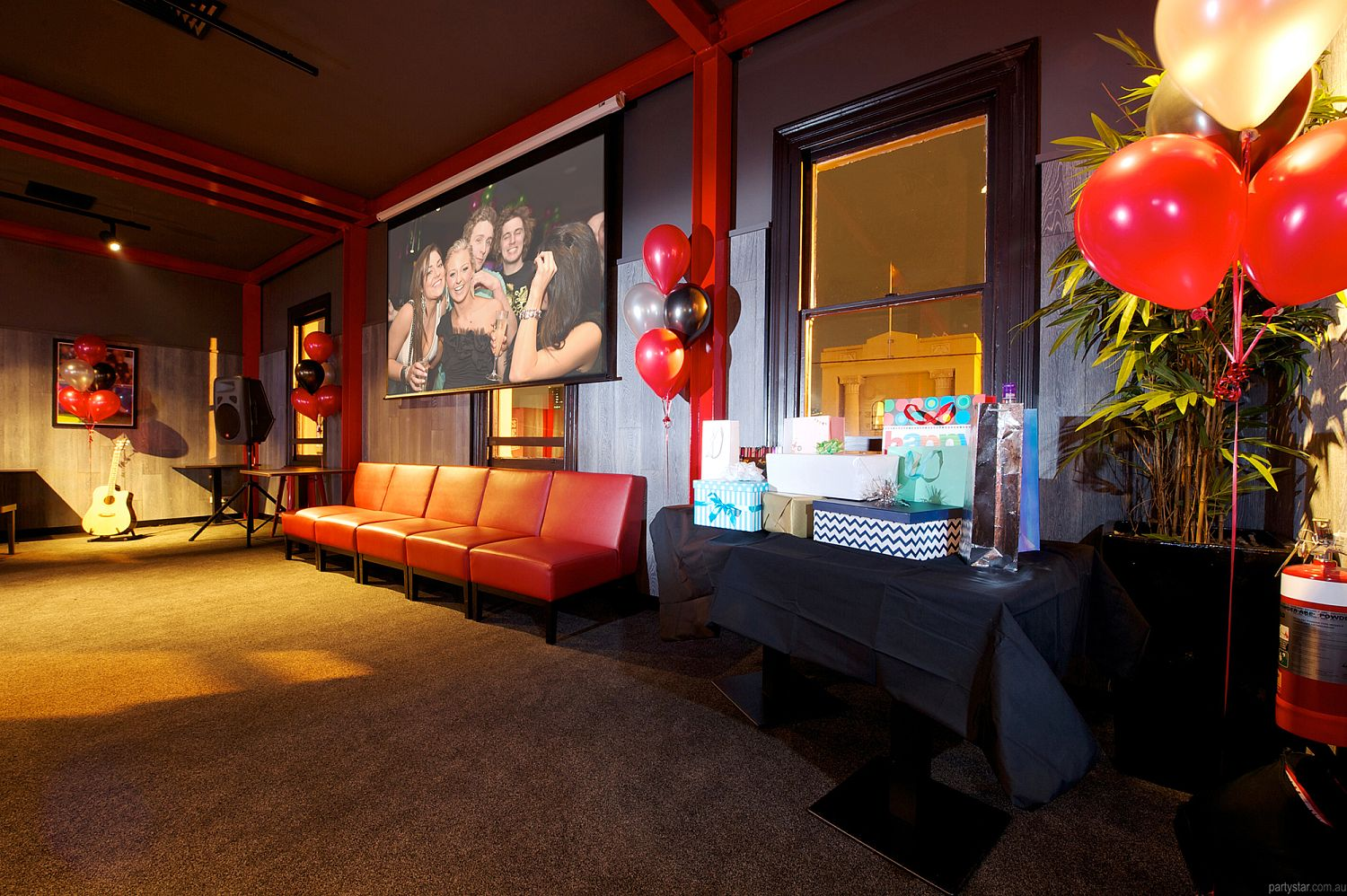 The Sporting Globe, Richmond, VIC. Function Room hire photo #3