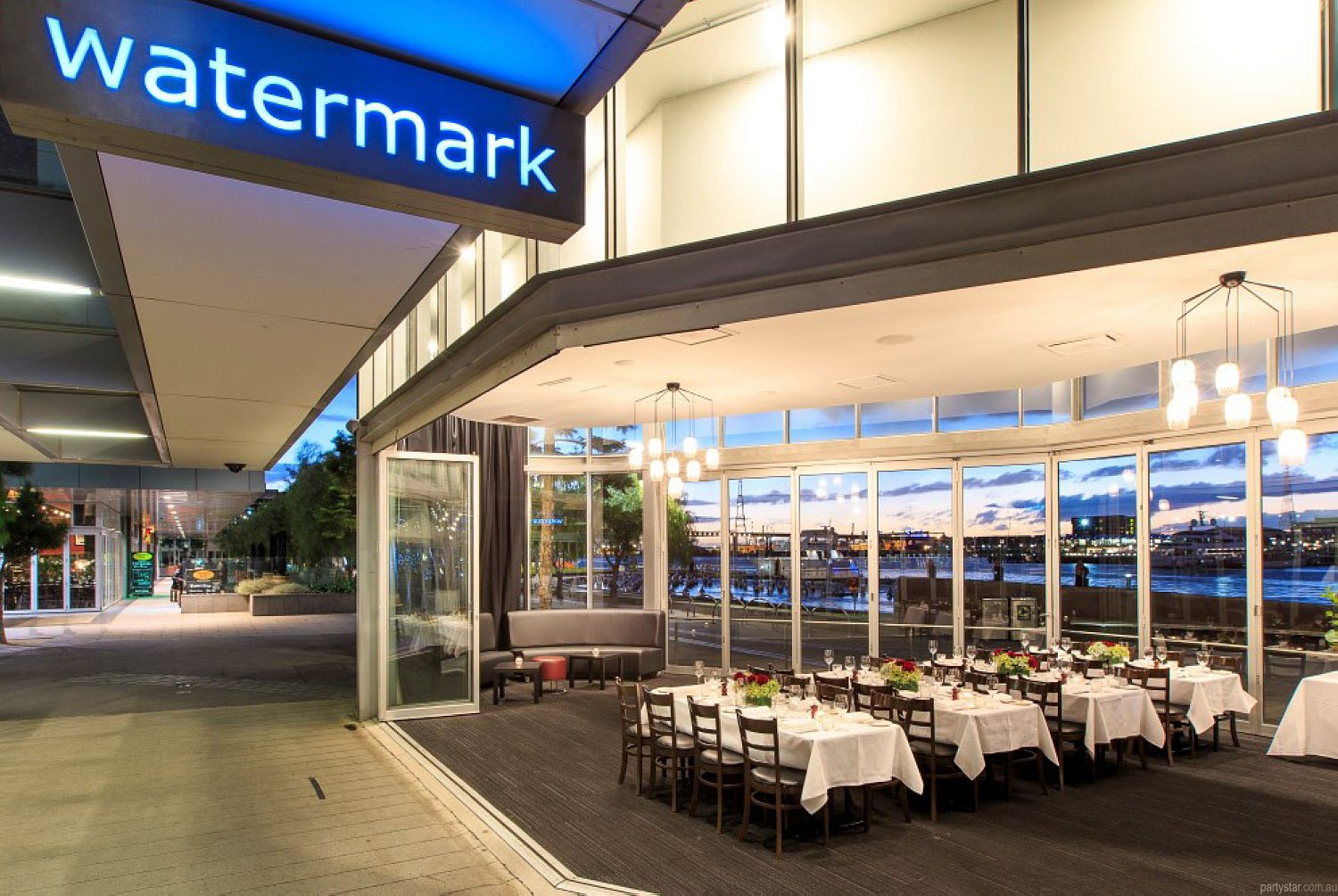 Watermark, Docklands, VIC. Function Room hire photo #1