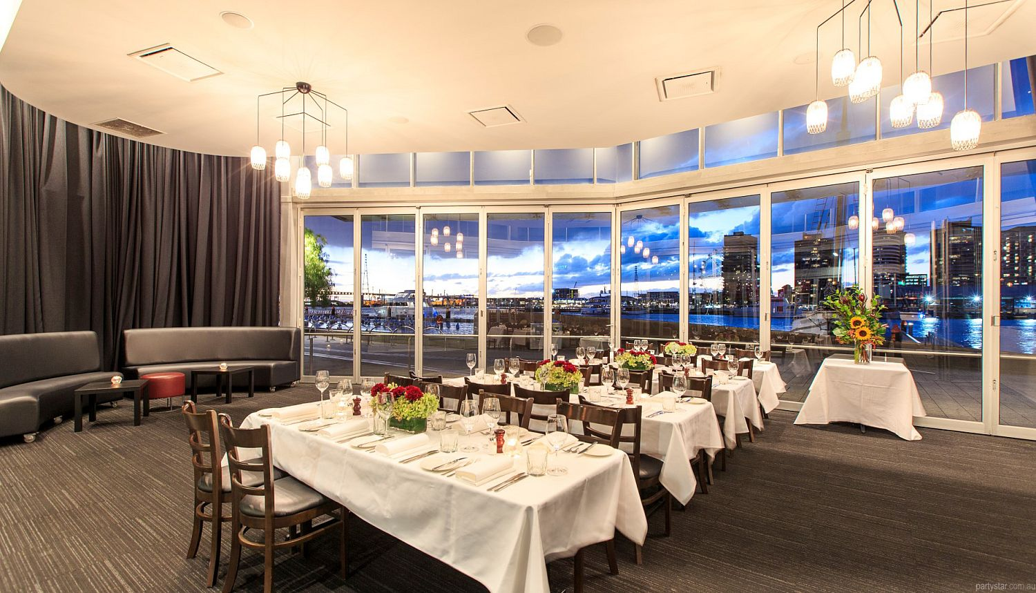 Watermark, Docklands, VIC. Function Room hire photo #2