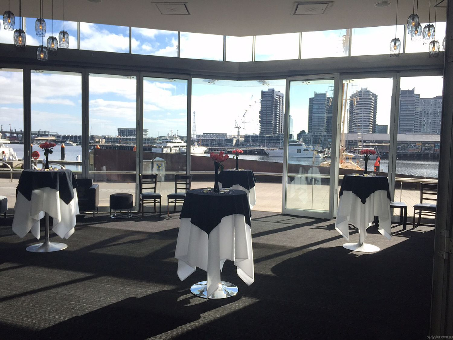 Watermark, Docklands, VIC. Function Room hire photo #3