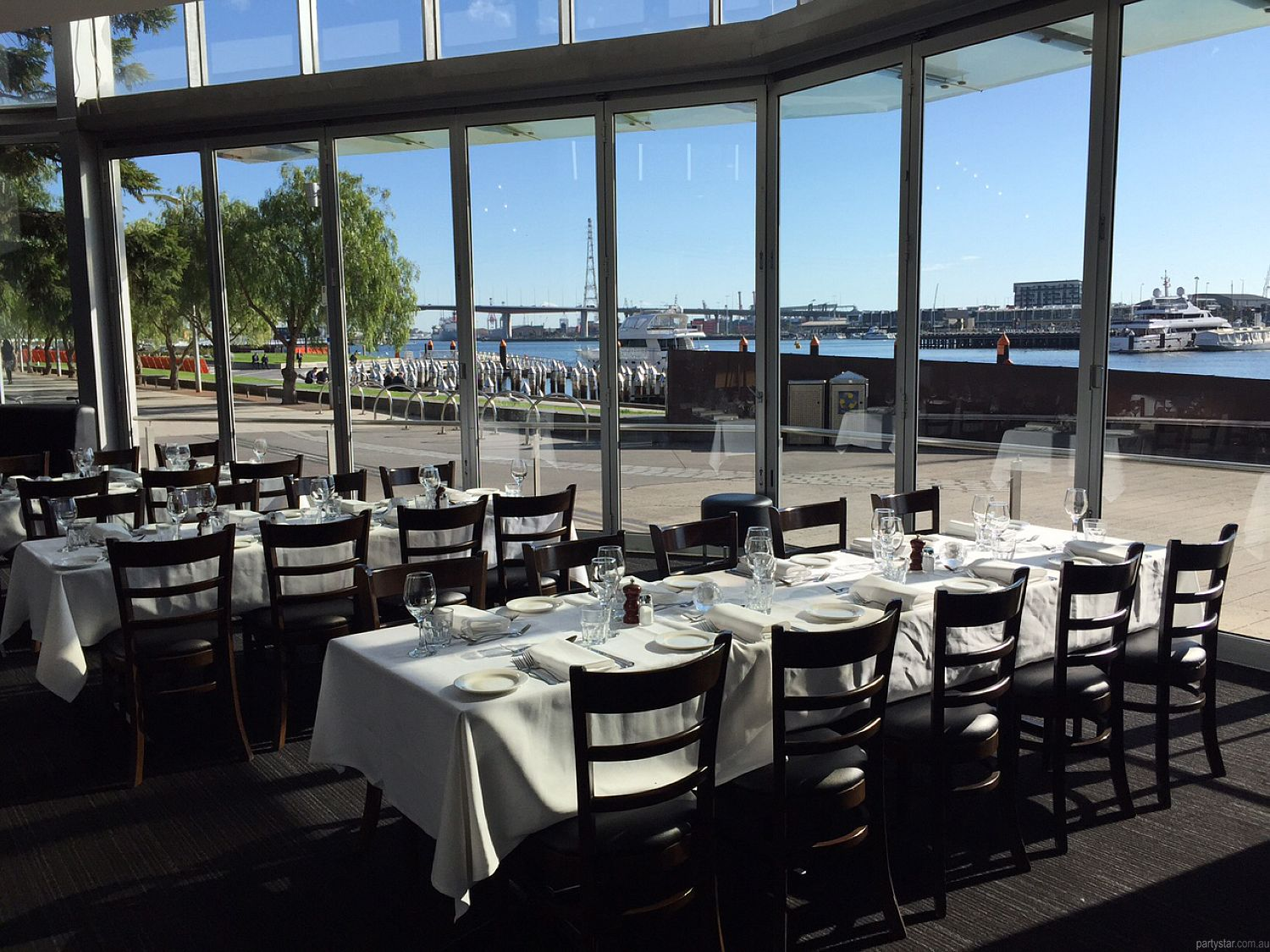 Watermark, Docklands, VIC. Function Room hire photo #4