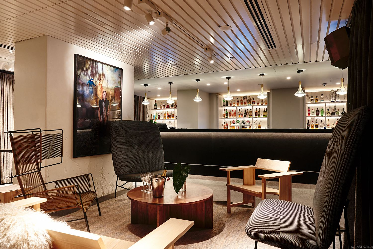 The George on Collins, Melbourne, VIC. Function Room hire photo #1