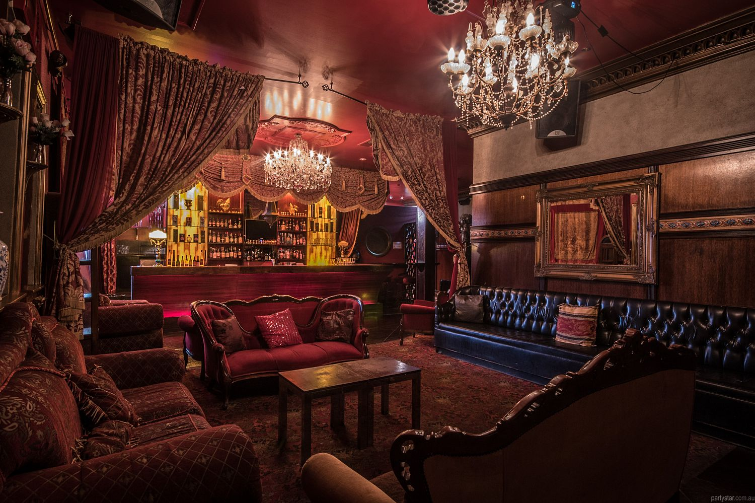 Chasers, South Yarra, VIC. Function Room hire photo #1