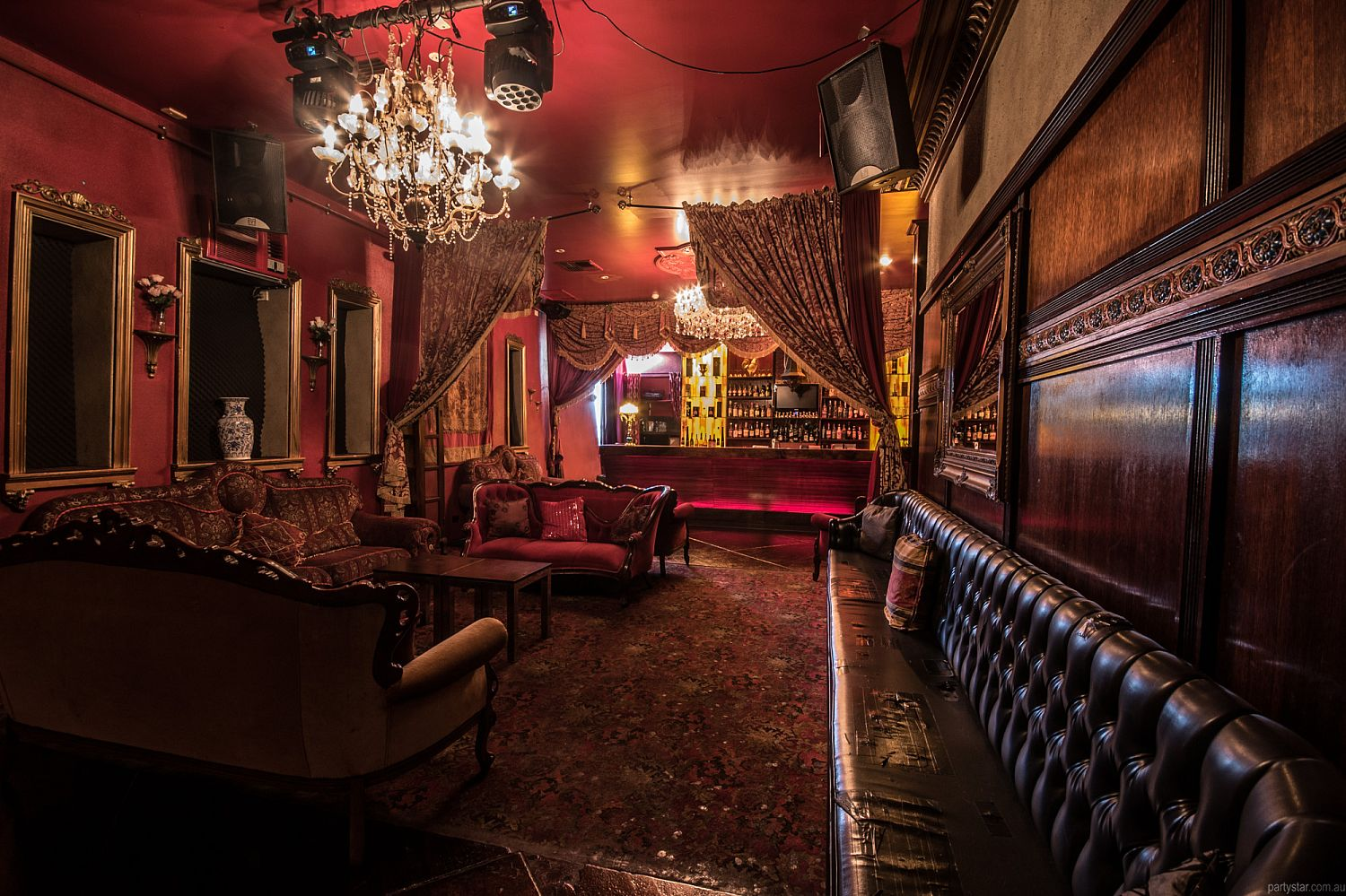 Chasers, South Yarra, VIC. Function Room hire photo #2