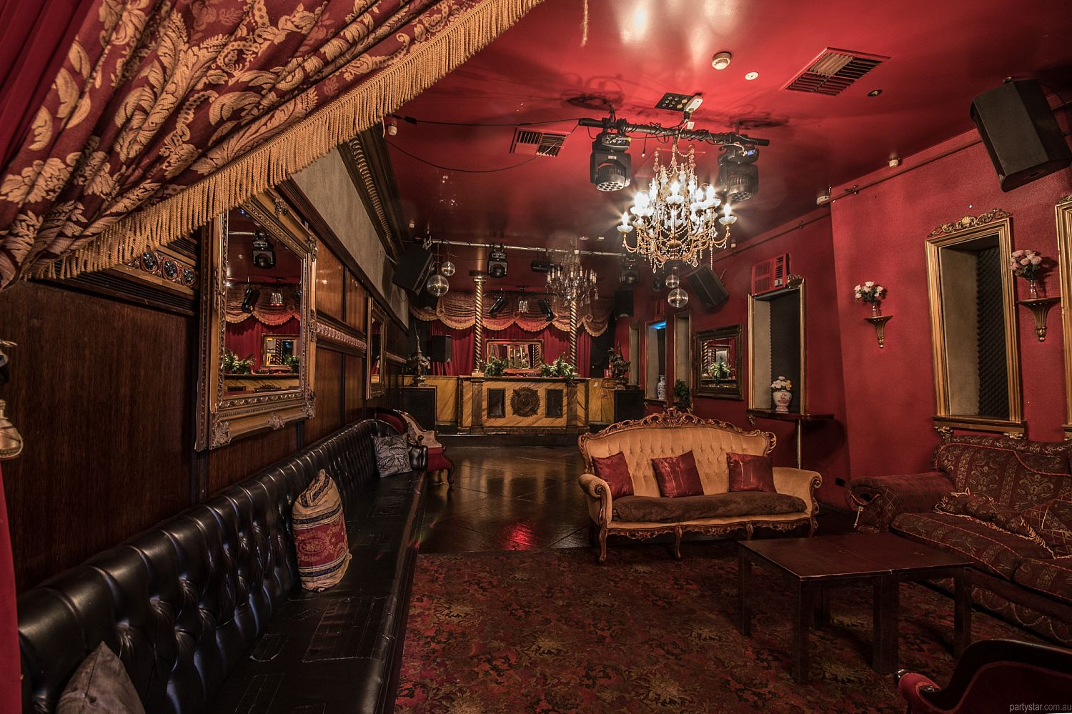Chasers, South Yarra, VIC. Function Room hire photo #4