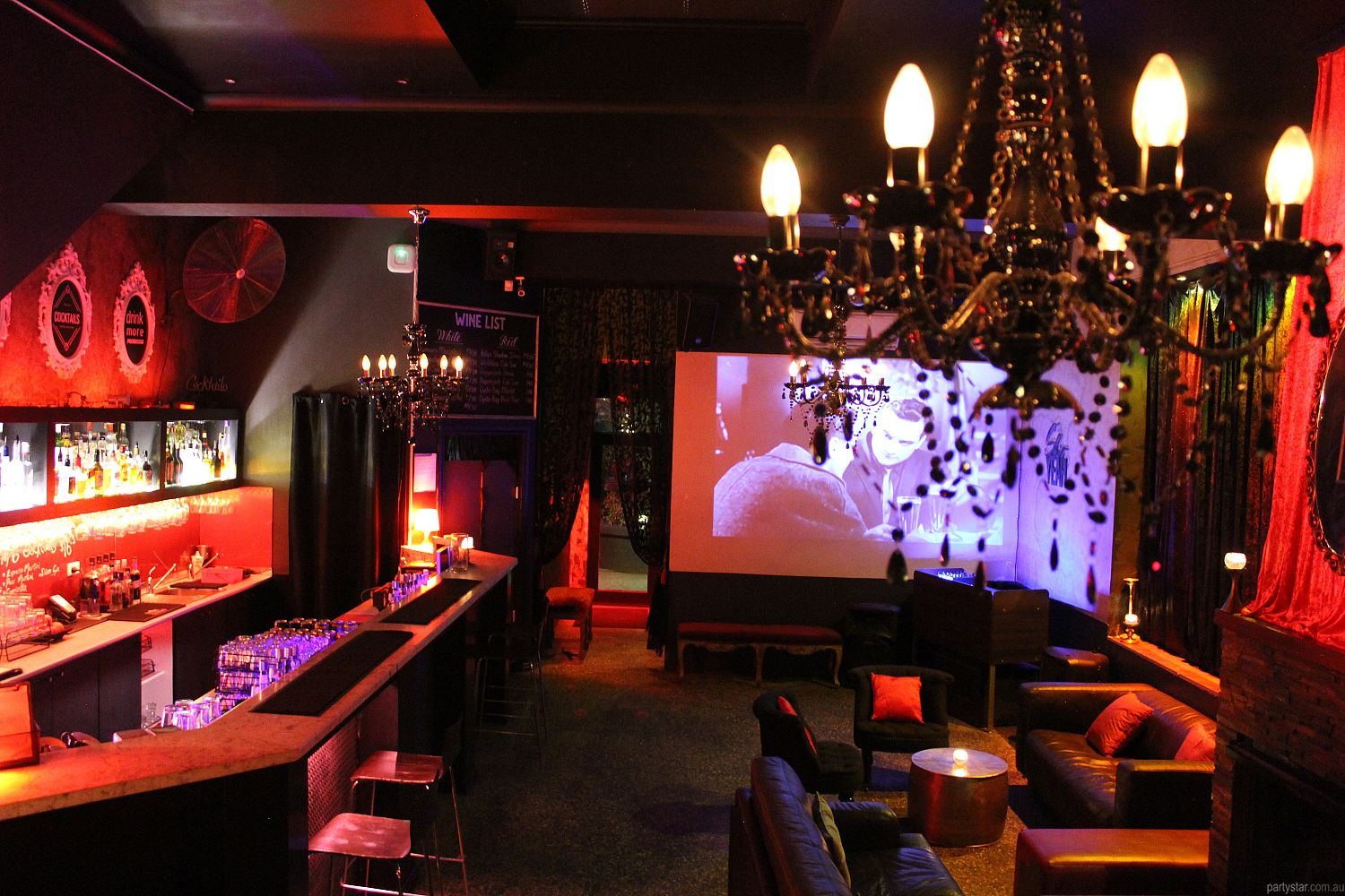 Sagi, Northcote, VIC. Function Room hire photo #1