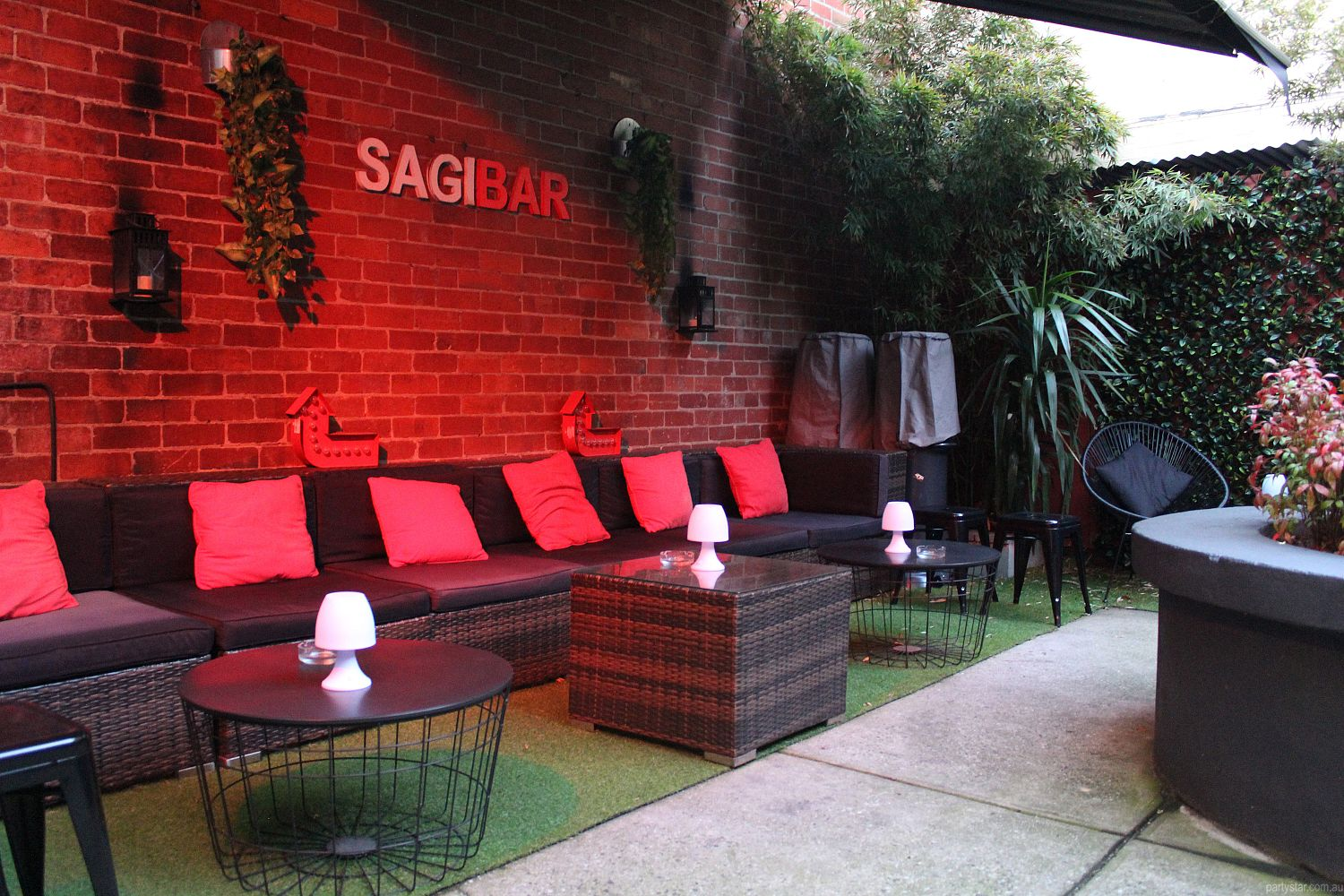 Sagi, Northcote, VIC. Function Room hire photo #5