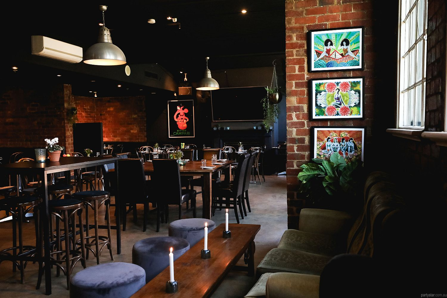 Yorkshire Hotel, Abbotsford, VIC. Function Room hire photo #2