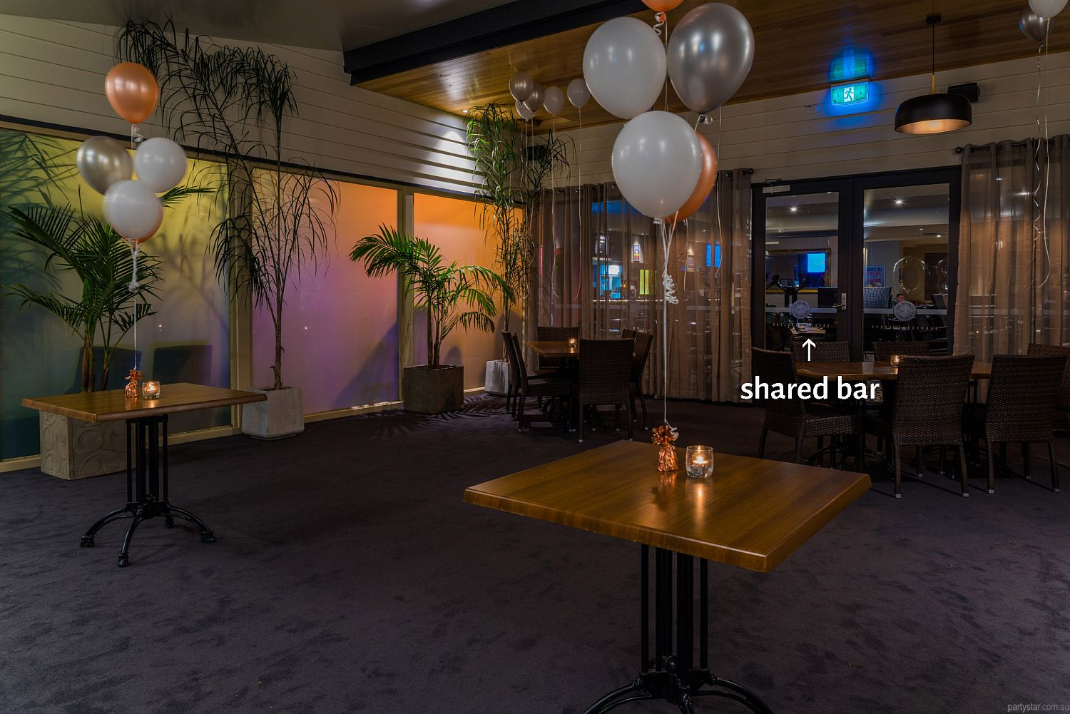 The Fyansford Hotel, Fyansford, VIC. Function Room hire photo #4