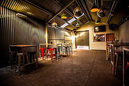 Function venue Barwon Club Hotel, The