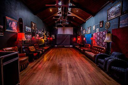 Function venue Beav's Bar
