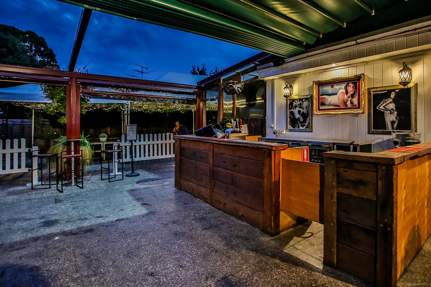 Elephant & Castle Hotel, Geelong, VIC. Function Room hire photo #1