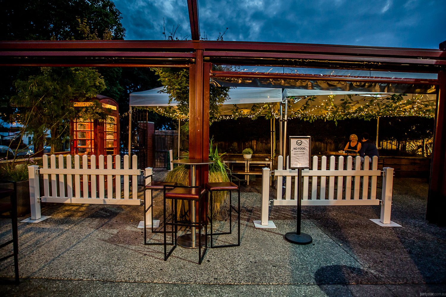 Elephant & Castle Hotel, Geelong, VIC. Function Room hire photo #2