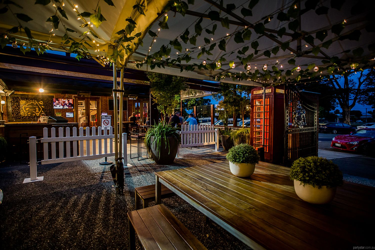 Elephant & Castle Hotel, Geelong, VIC. Function Room hire photo #4