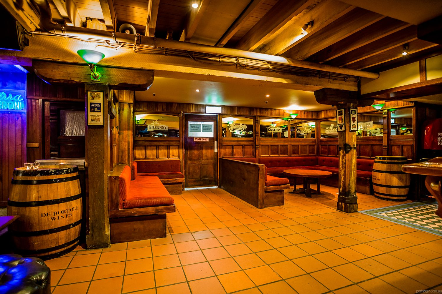 Dennys Kitchen, Geelong, VIC. Function Room hire photo #5