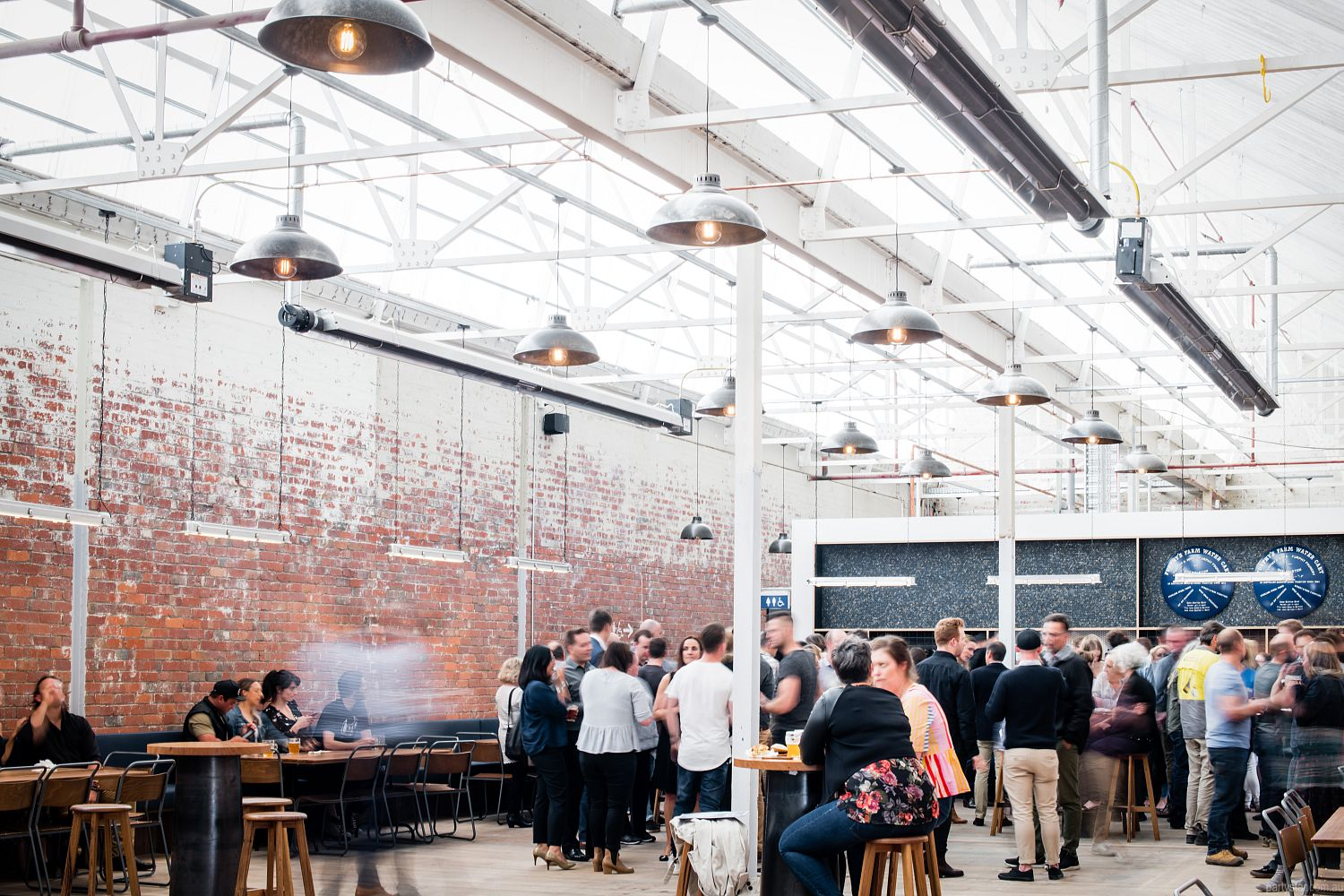 Little Creatures, South Geelong, VIC. Function Room hire photo #2