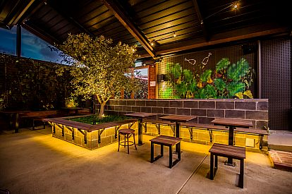 Function venue Centra Hotel