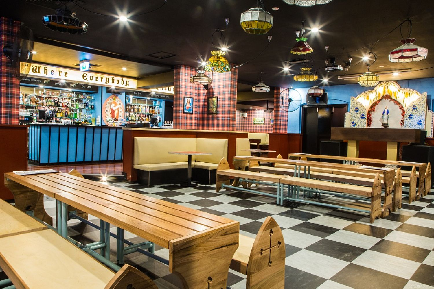 Holy Moly, Hawthorn, VIC. Function Room hire photo #1