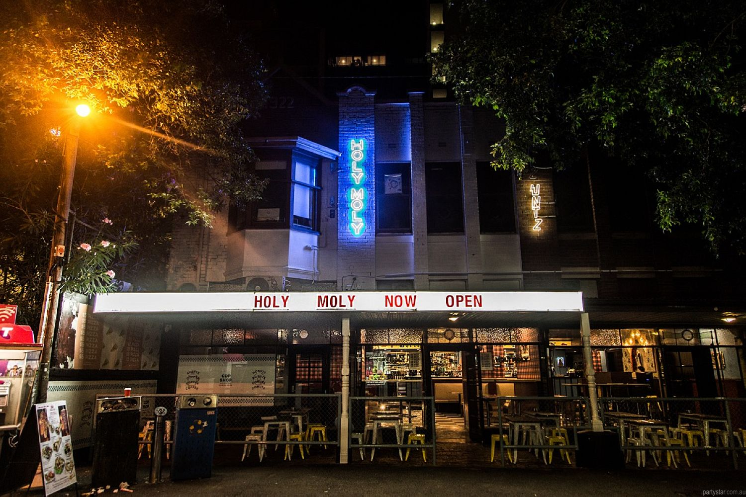 Holy Moly, Hawthorn, VIC. Function Room hire photo #4