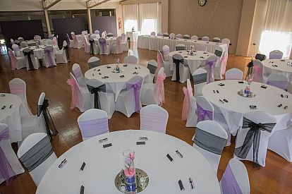 Function venue Victoria Bowling Club
