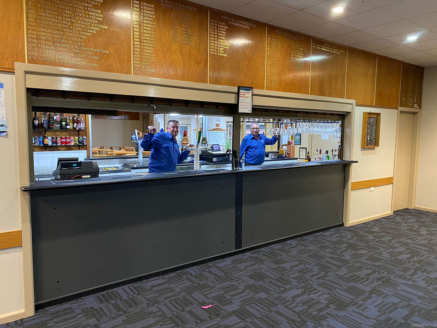 Victoria Bowling Club, Ballarat East, VIC. Function Room hire photo #4