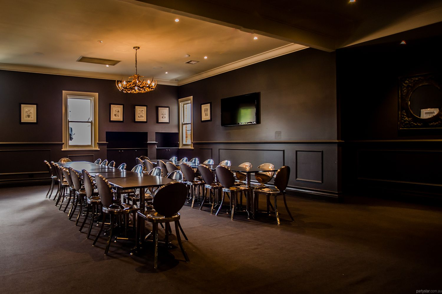 Bunch of Grapes Hotel, Ballarat, VIC. Function Room hire photo #3