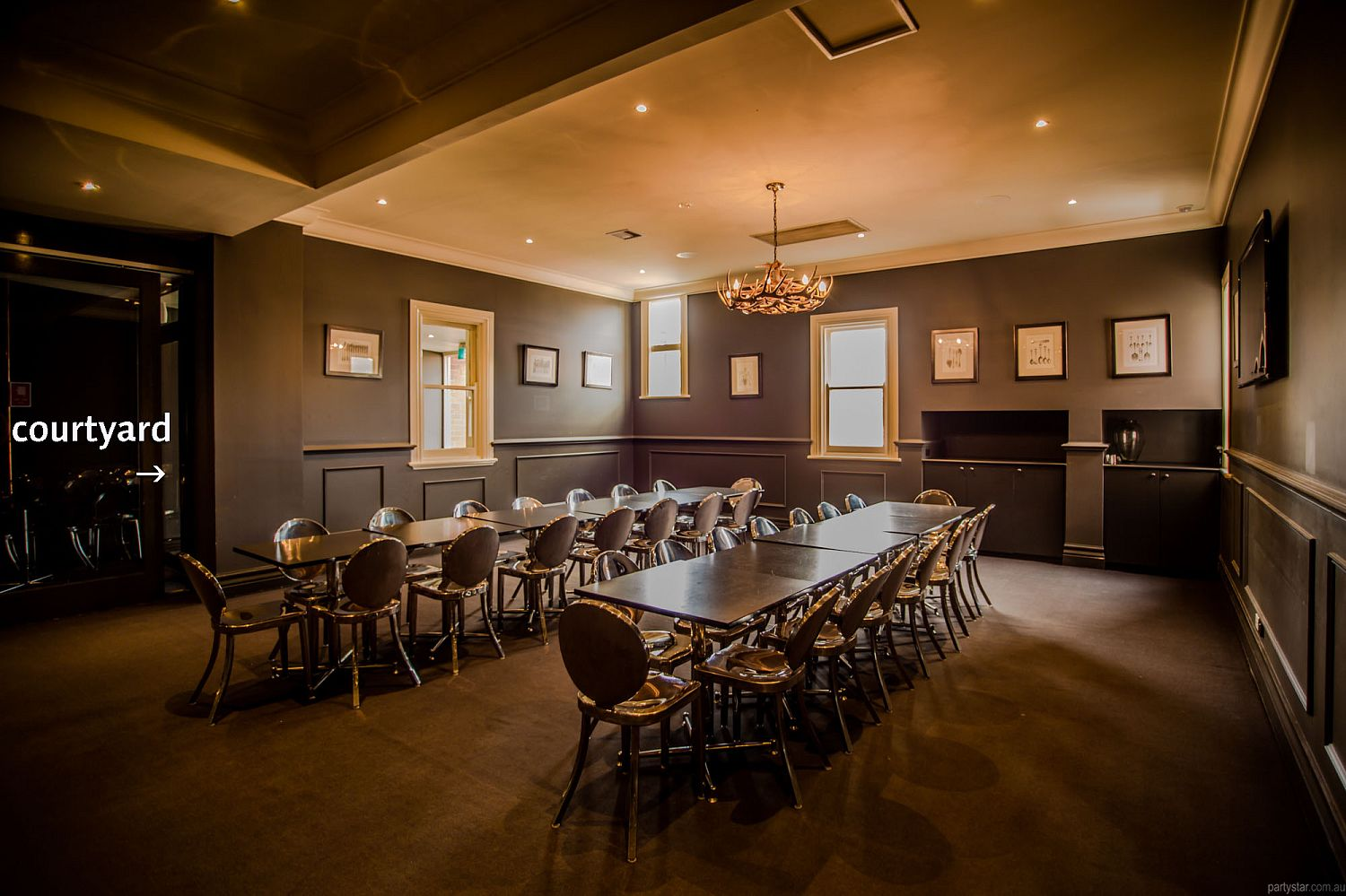 Bunch of Grapes Hotel, Ballarat, VIC. Function Room hire photo #4