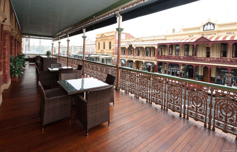 The George Hotel, Ballarat, VIC. Function Room hire photo #3