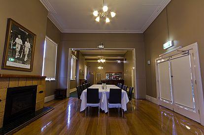 Function venue Oscar's Hotel