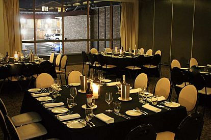 Function venue Western Hotel, The