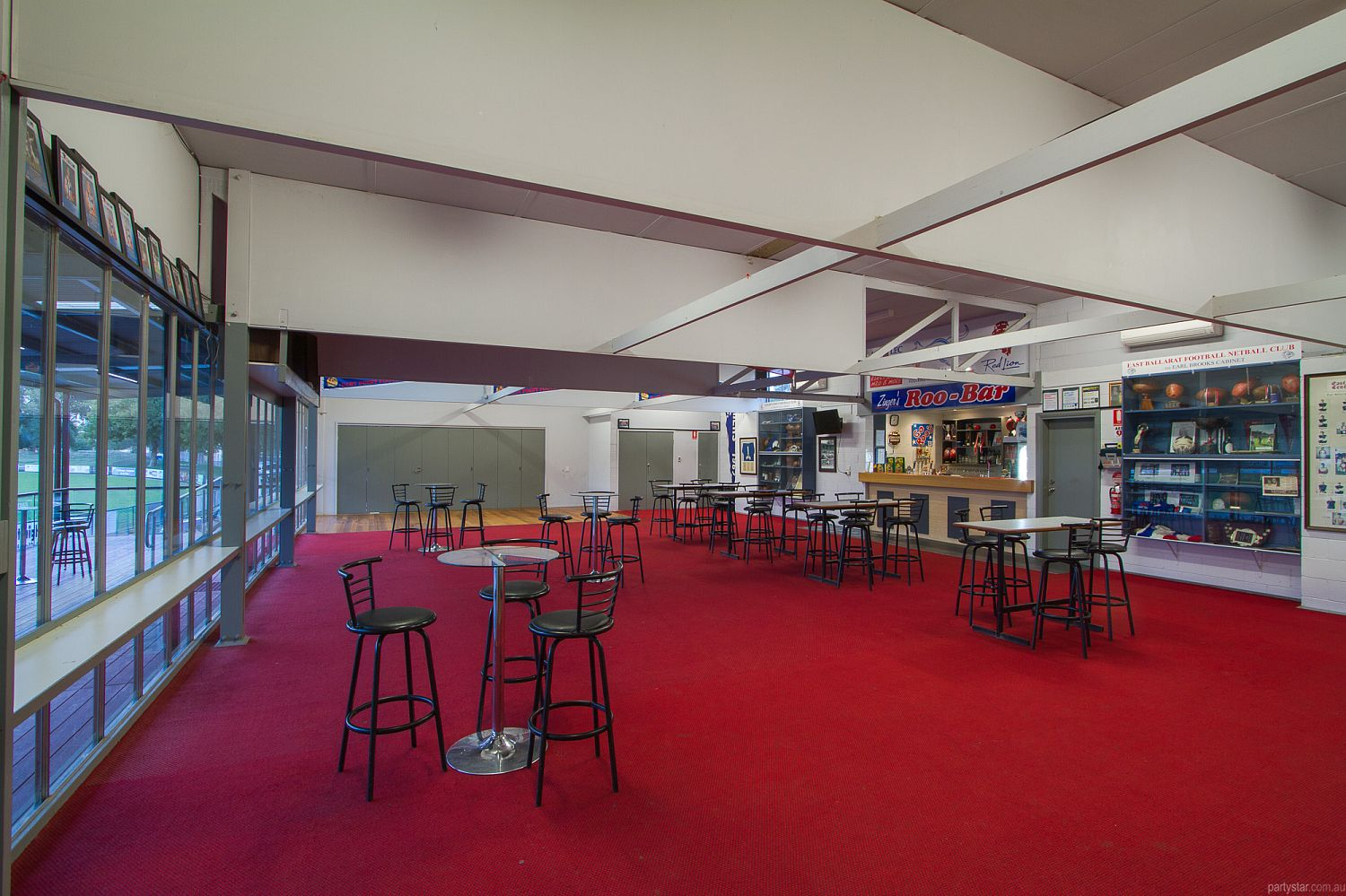 East Point Clubrooms, Ballarat, VIC. Function Room hire photo #2