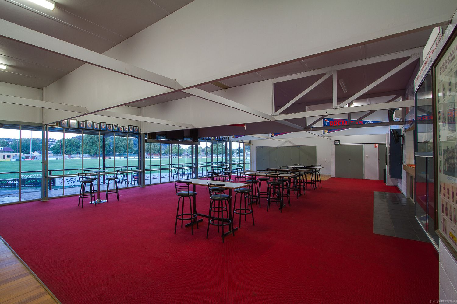 East Point Clubrooms, Ballarat, VIC. Function Room hire photo #3