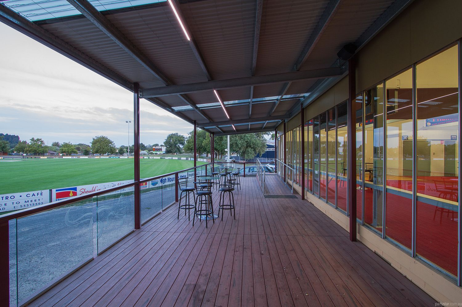 East Point Clubrooms, Ballarat, VIC. Function Room hire photo #5