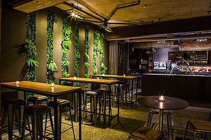 Function venue Zagame's Caulfield Hotel