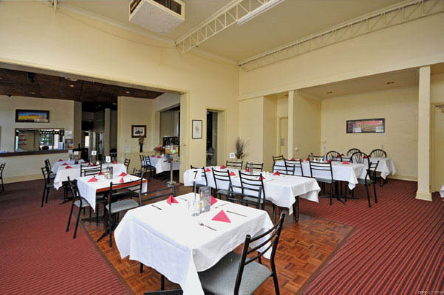 Brian Boru Hotel, Bendigo, VIC. Function Room hire photo #1