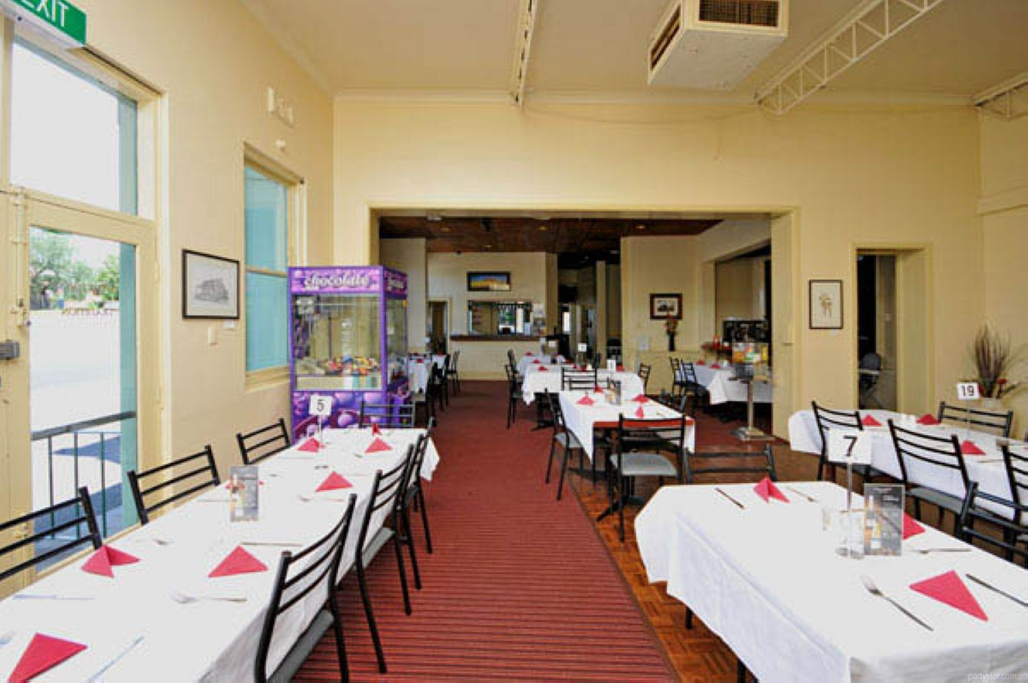 Brian Boru Hotel, Bendigo, VIC. Function Room hire photo #2