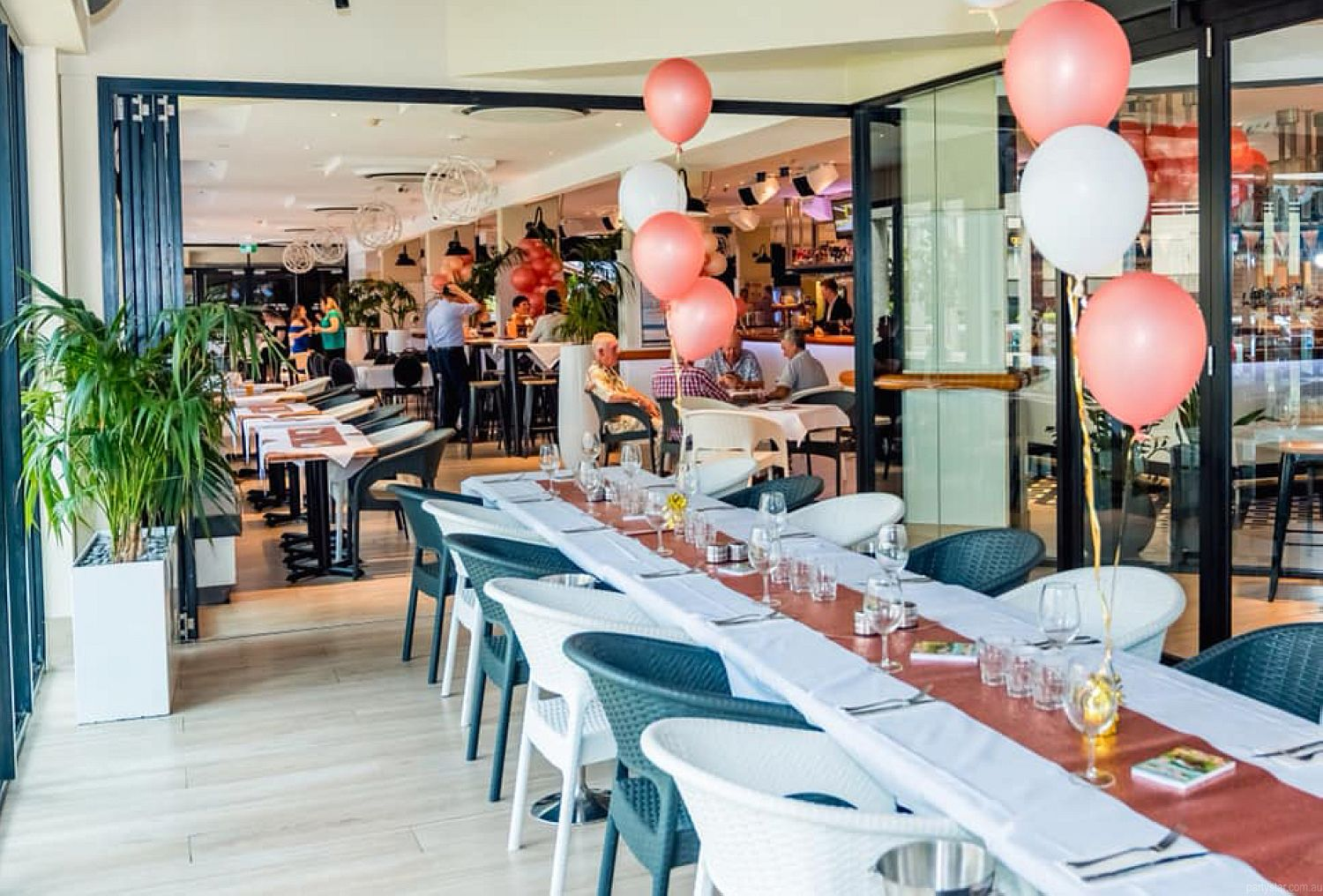 Melbas on the Park, Surfers Paradise, QLD. Function Room hire photo #3