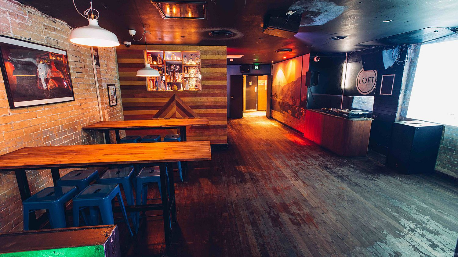 Rattle Snake Motel, Coolangatta, QLD. Function Room hire photo #3
