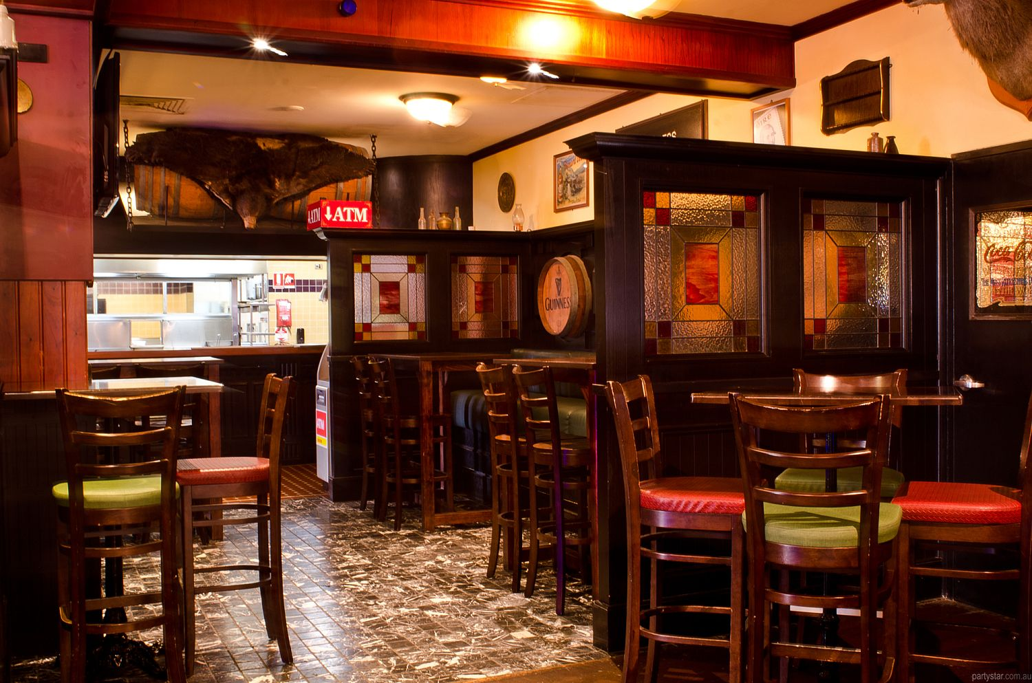 Waxy's Irish Pub, Surfers Paradise, QLD. Function Room hire photo #1