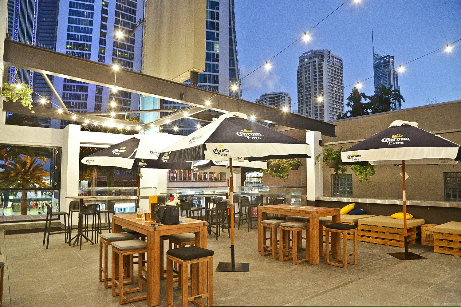 Waxy's Irish Pub, Surfers Paradise, QLD. Function Room hire photo #2